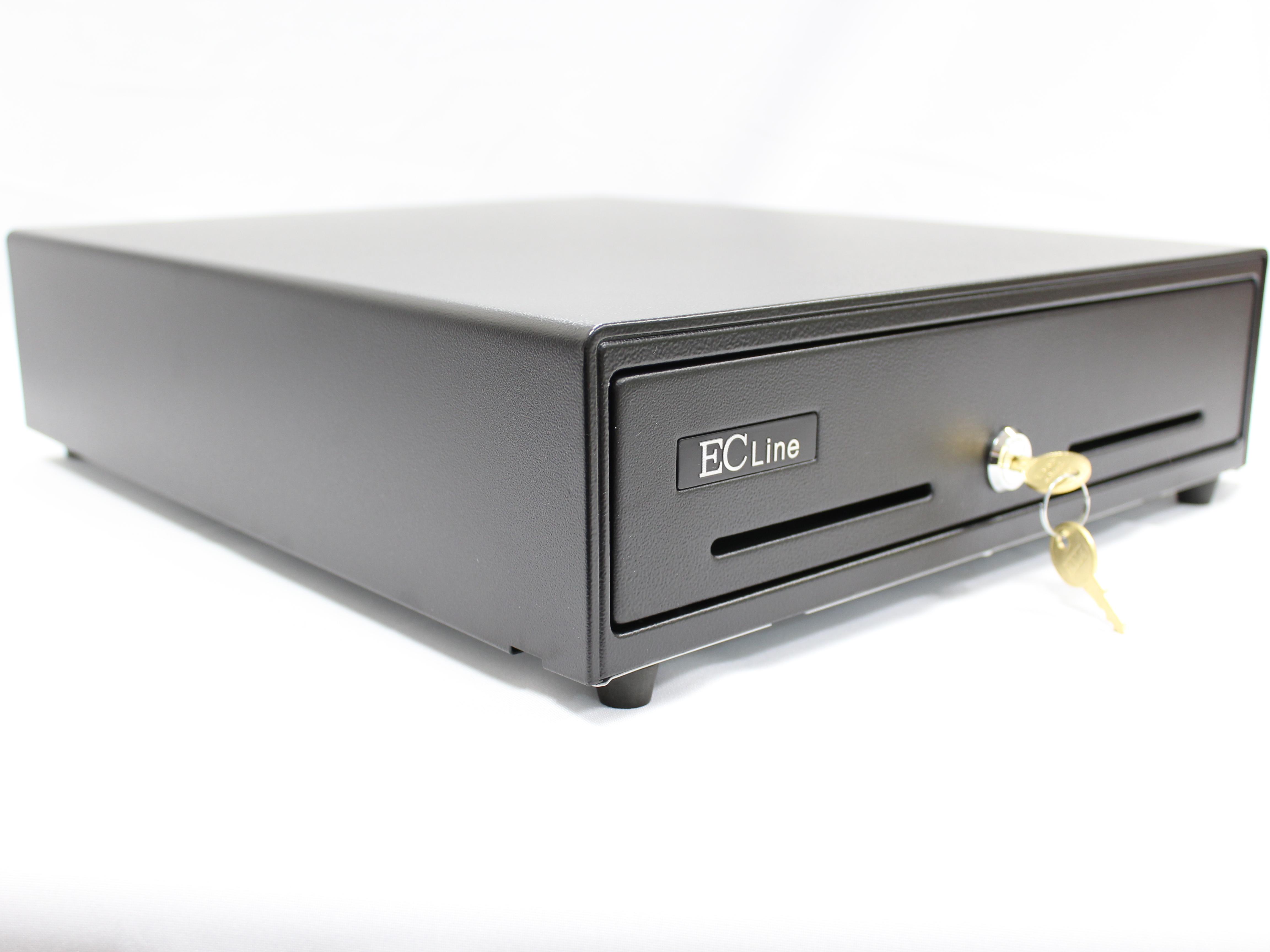EC Line - Cajón de dinero EC-G5100-II Black